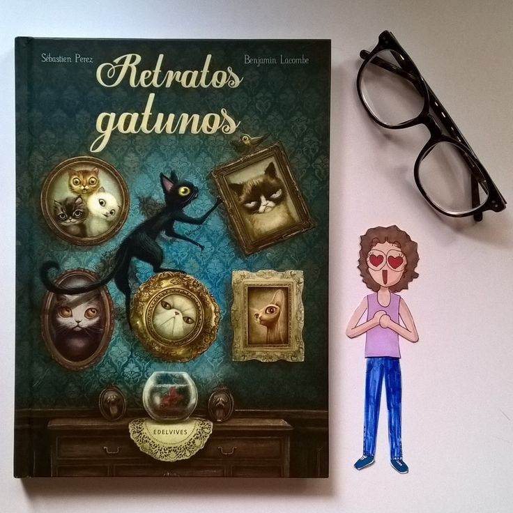 Buenos días desde la Luna! Hoy tengo el placer de presentaros un libro muy especial que me regalaron hace unas semanas, el cual recibí con mucha ilusión y emoción. Se trata de RETRATOS GATUNOS Uná…