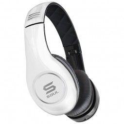 #SOUL Pro HD On-Ear-#Kopfhörer SL150 white f. #iPhone6Plus - #Geschenk #Weihnachten