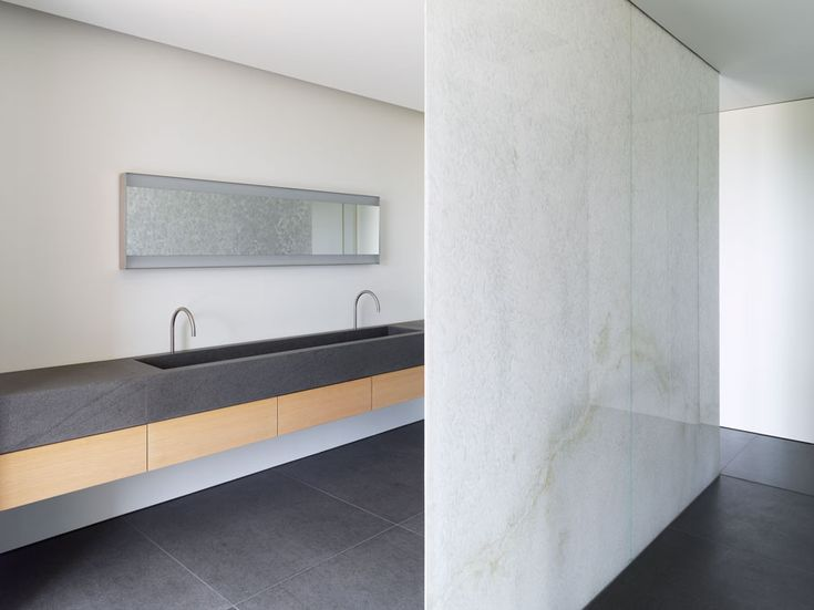appartment in knokke belgium by john pawson picture by jens weber b der bathrooms. Black Bedroom Furniture Sets. Home Design Ideas