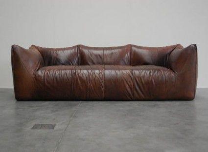 Mario Bellini Le Bambole sofa for B Italia in 1973