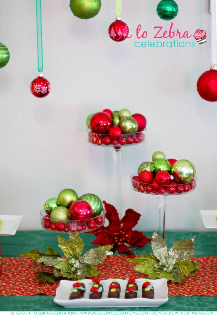 easy christmas party ideas