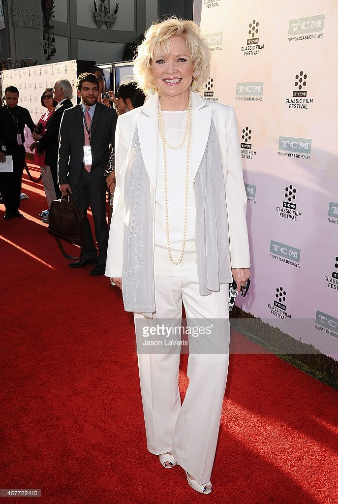 Actress Christine Ebersole attends the 2015 TCM Classic Film Festival opening night gala and the 50th anniversary of 'The Sound Of Music' at TCL Chinese Theatre IMAX on March 26, 2015 in Hollywood, California.