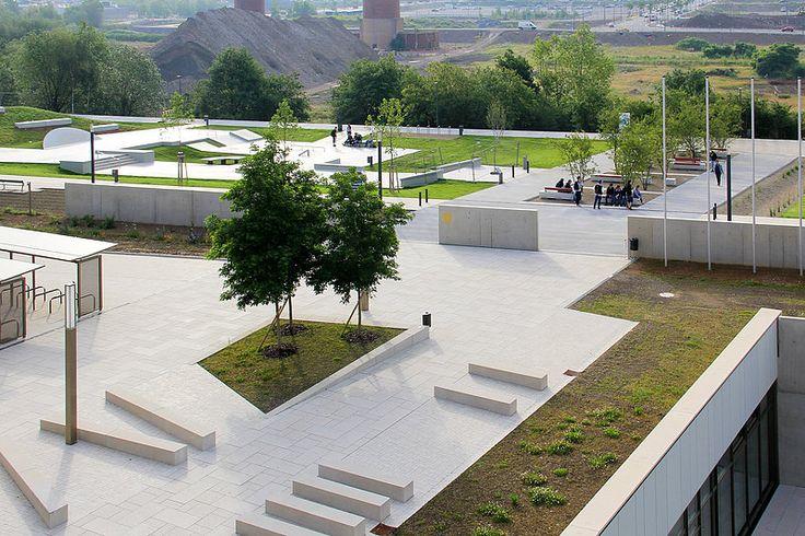 Landscape design 1060 pinterest for Buro design luxembourg