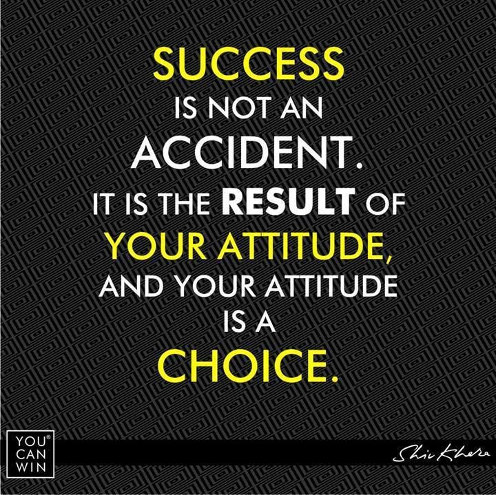 Motivational Quotes About Success: #Success Is Not An Accident. It Is The Result Of Your