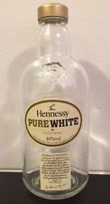 Hennessy Pure White Cognac Empty Bottle