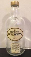 Hennessy Pure White Cognac Empty Bottle