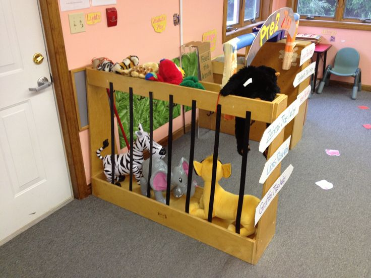 Dramatic Play: Zoo (part 2)