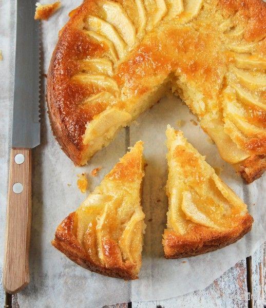Sigo encontrando nuevas tartas de manzana que están deliciosas…y por eso las comparto con vosotros…parece que nunca se acaban las nuevas recetas… Ingredientes (molde 23 cm.): 110 grs. azúcar 110 grs. mantequilla pomada 1 c/s extracto de vainilla 1 huevo … Sigue leyendo →
