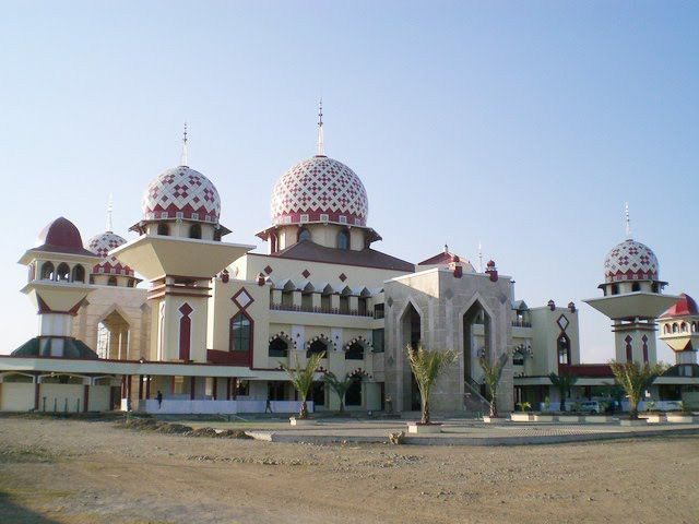 Masjid Agung Maros, Sulawesi, Indonesia