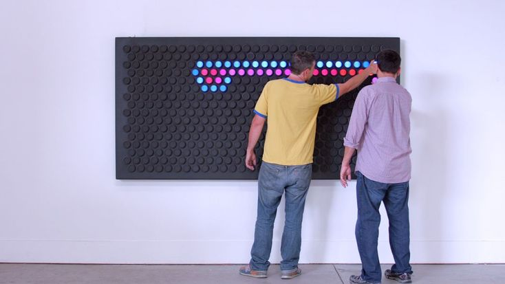 Anyone who has a sensory childhood memory of making endless light-peg designs with a Lite-Brite will find himself instantly transfixed with Everbright, ...