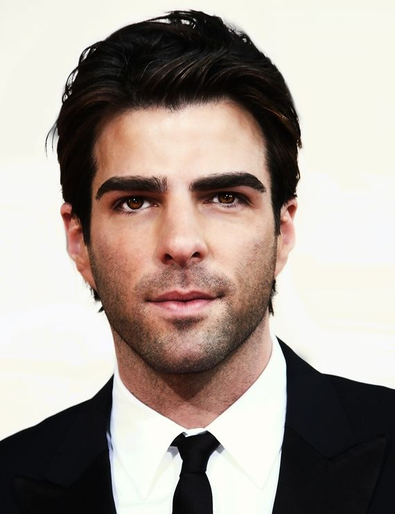 Zachary Quinto❤ I adore him as Spock in Star Trek!! He is just so adorable when he gets transformed into Spock!!! :)