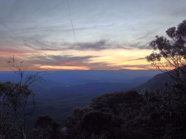 There's no place like home,( Blue Mountains, Katoomba)