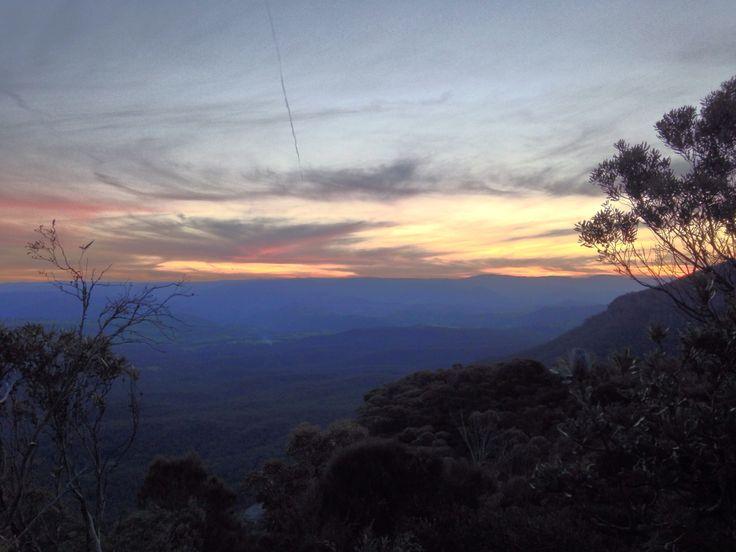 There's no place like home,( Blue Mountains, Katoomba)