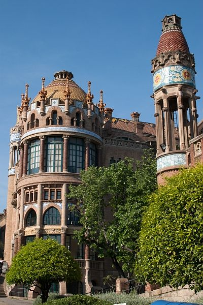Best Barcelona Architecture Images On Pinterest Barcelona