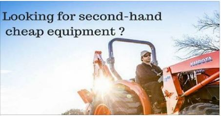 Remember, looking at second-hand cheap #farm #equipment can be a nightmare unless you know what you're looking for. Talk to us in advance! (02) 4821 5944  #kubotatractors #goulburn #farmmachinery #tractor #secondhandsale