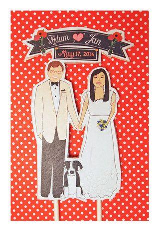 The Pixelette Custom Cake Topper 62 On Etsy Wedding
