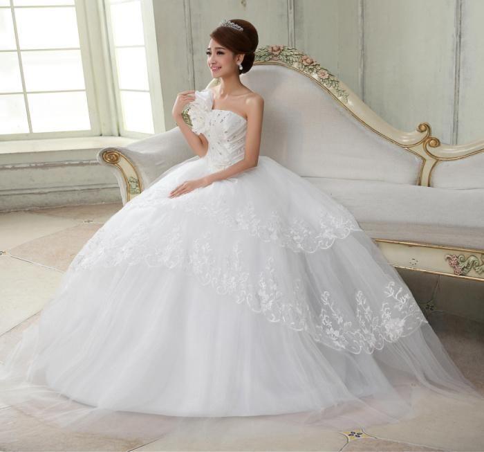 Mejores 24 imágenes de Vestido para novia en Pinterest | Para novios ...