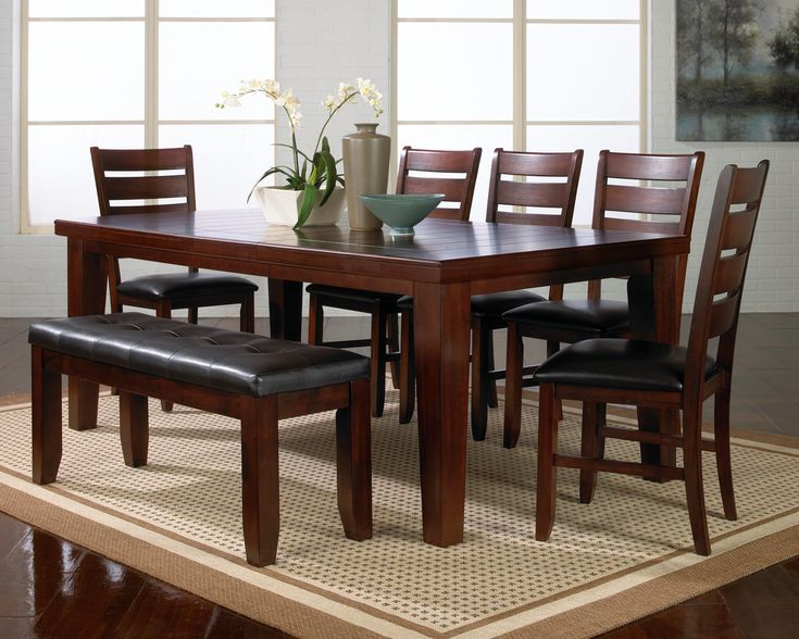 Discount Dining Room Furniture Sets Glamorous 15 Best Dining Room Furniture Images On Pinterest  Dining Room Design Inspiration