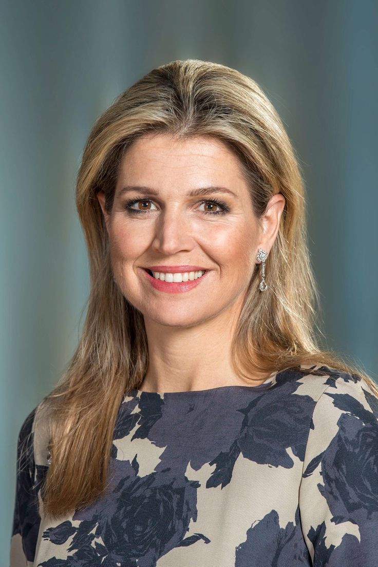 H.R.H. Queen Máxima of the Netherlands.