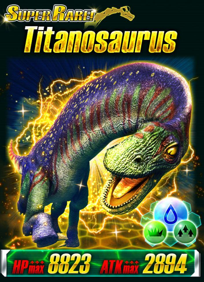 SR Titanosaurus