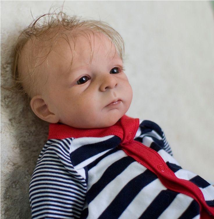 Кукла реборн Эми номер 2. Теперь мальчишка / Куклы Реборн Беби - фото, изготовление своими руками. Reborn Baby doll - оцените мастерство / Бэйбики. Куклы фото. Одежда для кукол