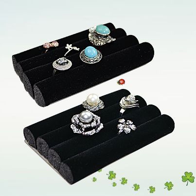 Ring Displays from Nile Corp. www.nilecorp.com #rings #ringdisplays