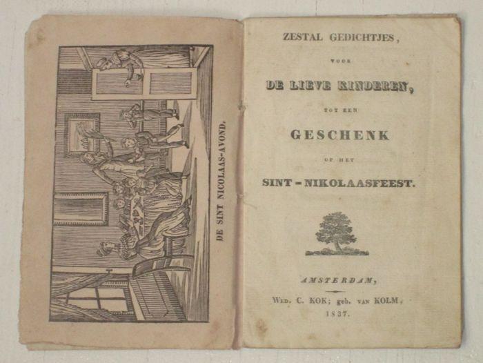 Sint-Nicolaasfeest 1837