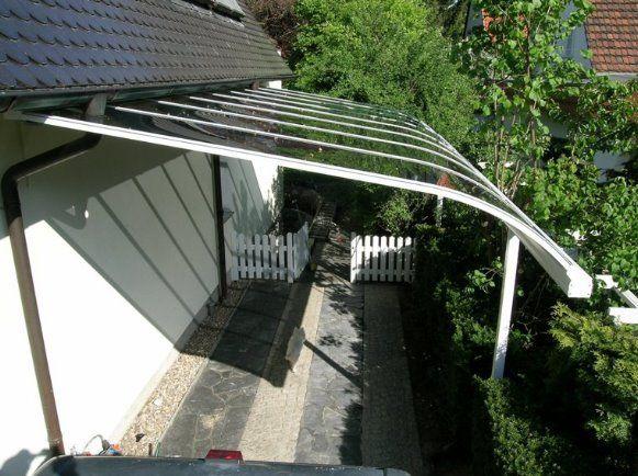 Terrassenuberdachung Carports Aus Alu Dachkonstruktion Mit Glasdach Carport