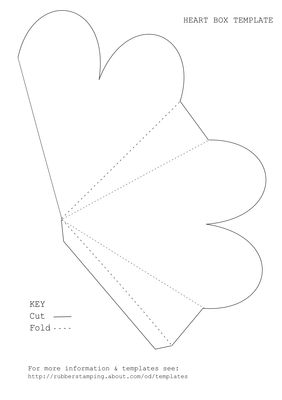 Free Printable Heart Box Template if your into downloading scrapbook thingy. I prefer to just freehand. Great sleeve for cookie or misc. and possible to freehand in any size if you consider the depth to any shaped heart with tab sides to glue it together.