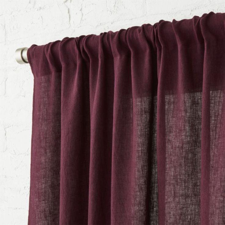 Best 25+ Purple curtains ideas on Pinterest | Purple ...