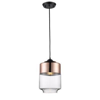 Dorsch 1-Light Mini Pendant