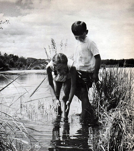 Ans Westra (NZ) Childhood memories