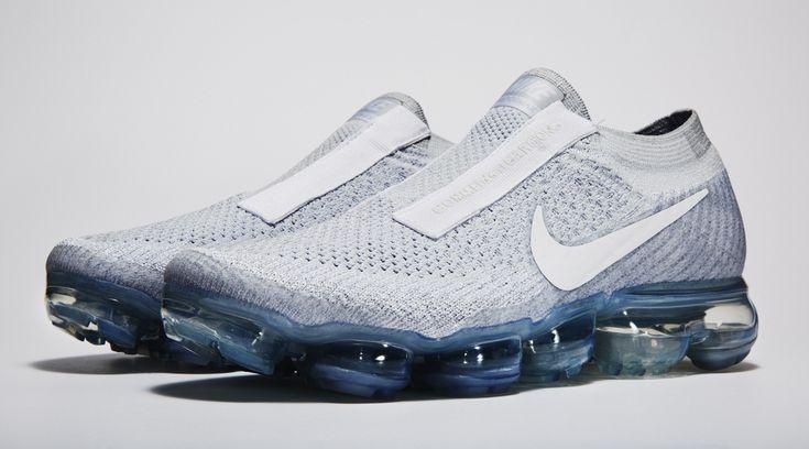White Nike Air VaporMax Comme des Garcons
