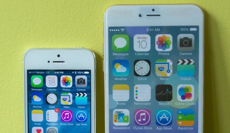 ¿Realmente es Necesario un iPhone 6s Mini de 4 Pulgadas?