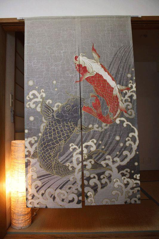 JAPANESE NOREN | description