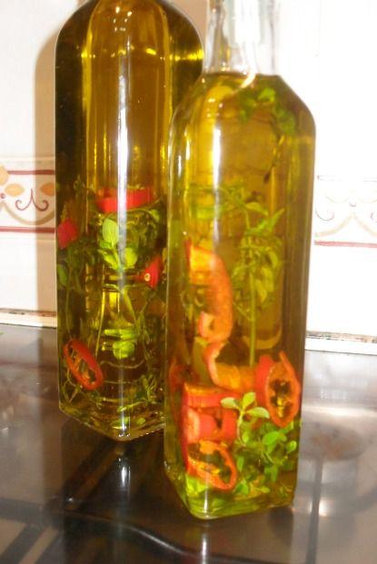 Azeites aromáticos III