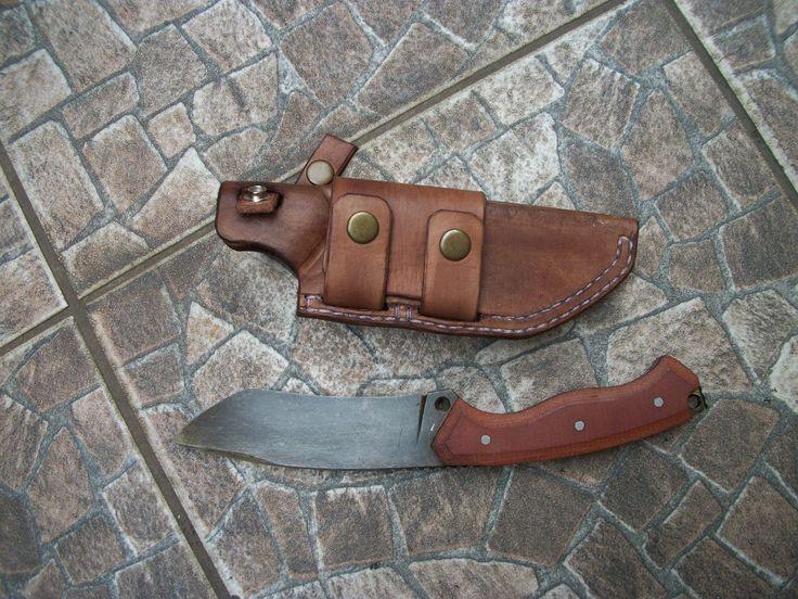 Jockey #007 facebook.com/monsterknives