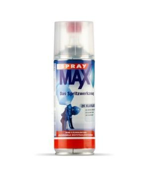 Vernis bi composant polyuréthane Spray Max 2K brillant 400ml