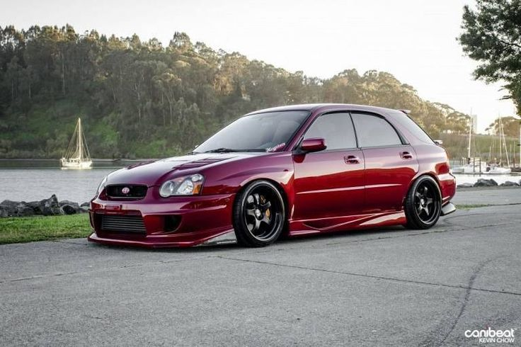 Voltex Subaru WRX Wagon  Cars  Pinterest  Models Subaru and