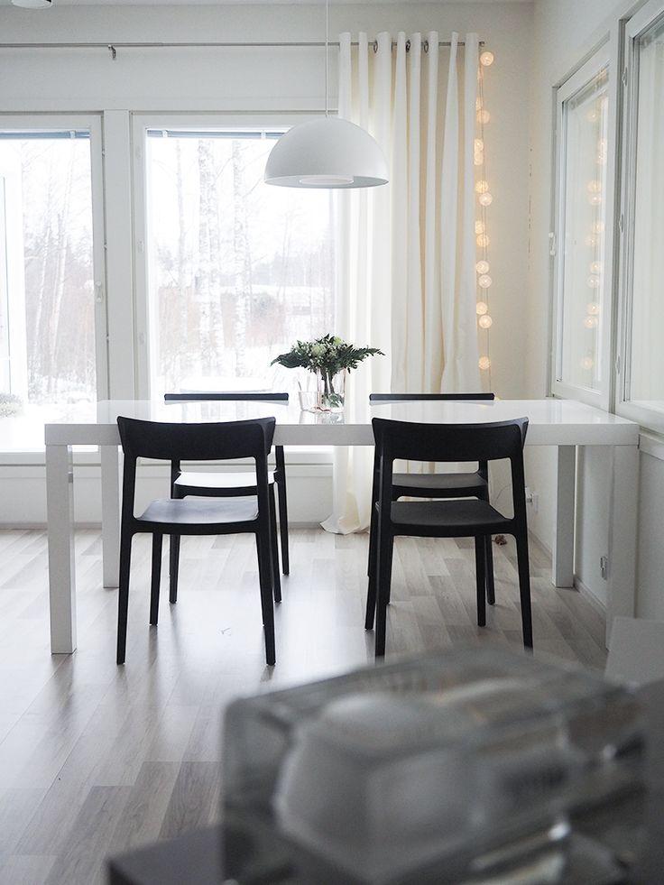 Dining room (syhina.blogspot.fi)
