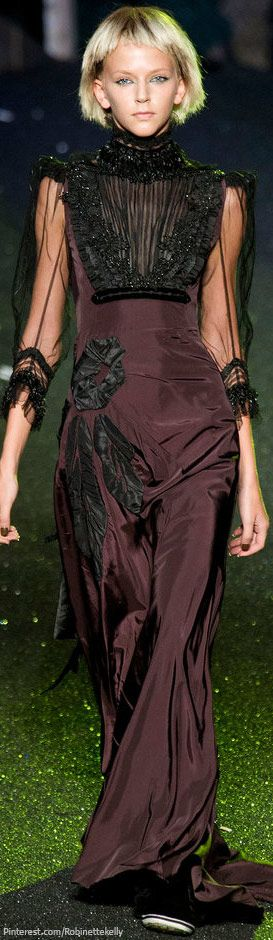 Marc Jacobs has been watching Downton Abbey. >> Marc Jacobs | S/S 2014
