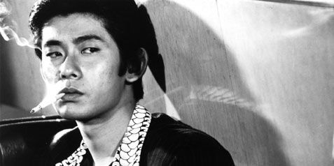 The first in a trilogy of films starring Masatoshi Nagase (Mystery Train, Autumn Moon, SFIFF 1993) as the ultra-cool, reform-school boy turned private eye
