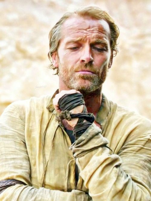 Jorah Mormont - I love his character as well as his costumes. A knight, a warrior, a lover and a man of honour.