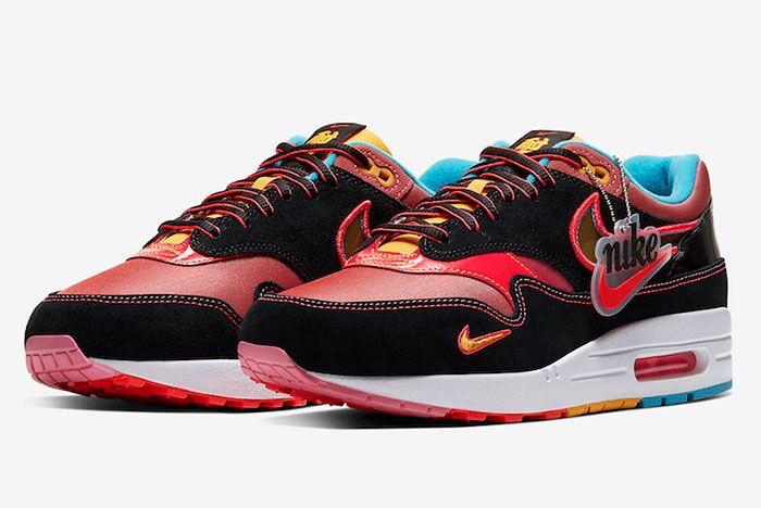 nike sale cheap new york, Nike Air Max 90 men women Colorful