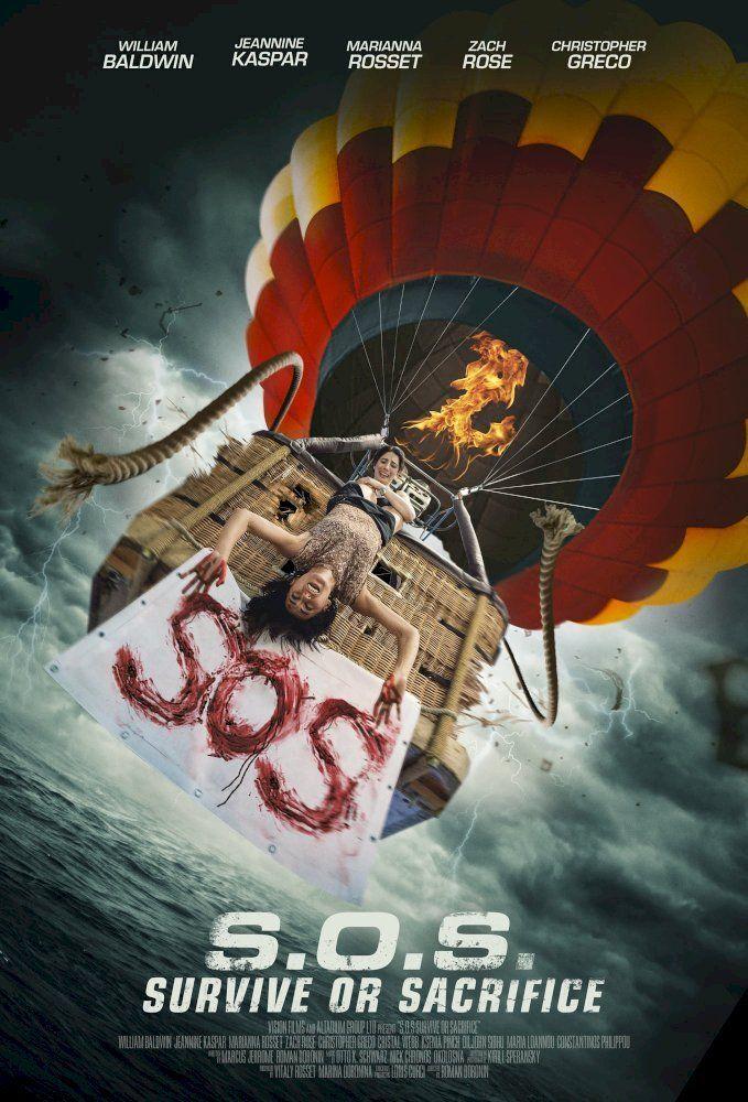S O S Survive Or Sacrifice Putlocker Putlockers Putlocker Movies 123movies Horror Movie Posters Survival Sos