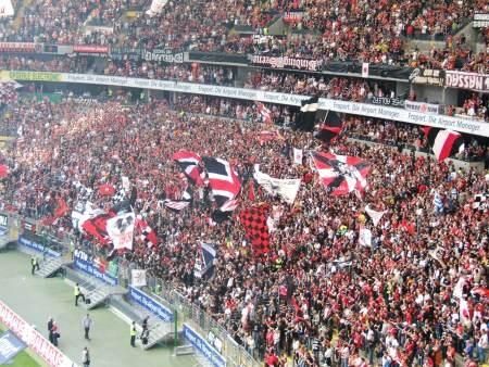Eintracht Frankfurt Commerzbankarena