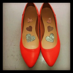 #flats #love #genuin #leather #shoes #quotes #kalishoes #sunny #sun #red