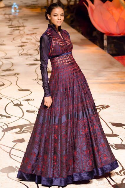 Rohit Bal Noyonika Chatterjee India Bridal Fashion Week 2013
