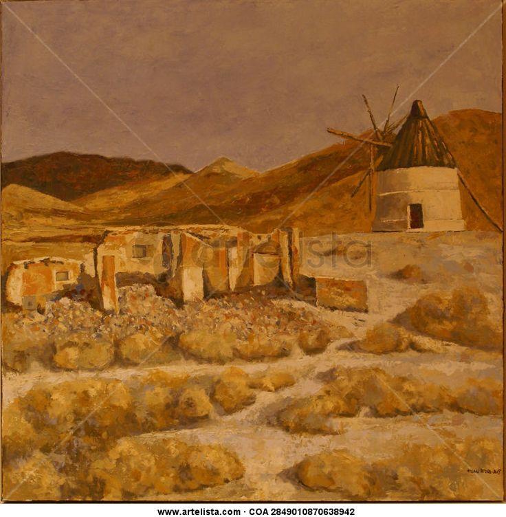 El molino de Genoveses