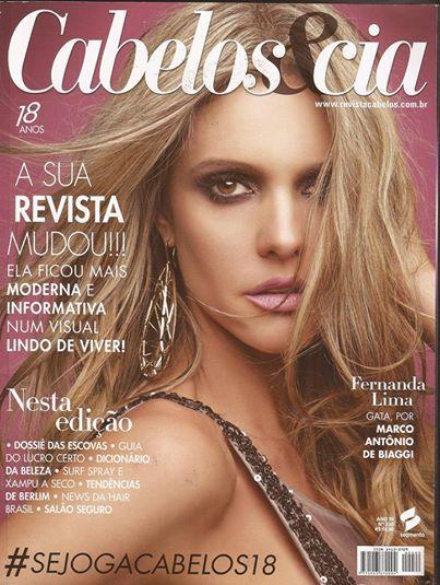 Revista Cabelos & Cia | Walker